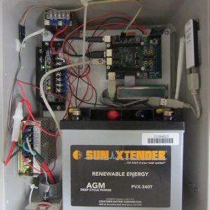 QuakeFinder MiniStation