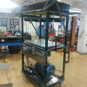 Designing a Mechanism for a Thermoforming Machine