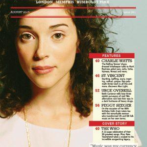 Magazine Layout – InDesign