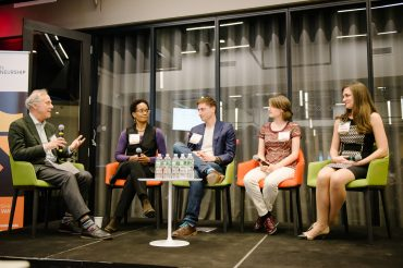Design Thinking Panel in NYC