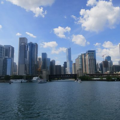 The Chicago Skyline